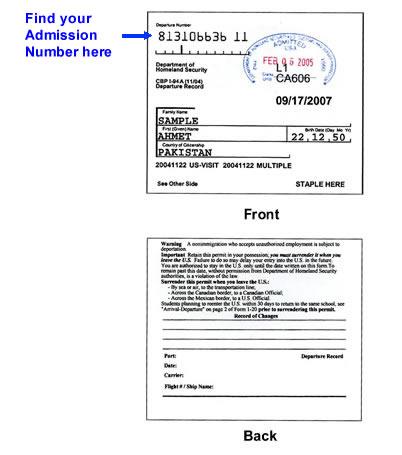 Sample of I-94 Arrival/Departure Record or Form CBP on i-94 uscis forms, i-94 no longer needed, i-94 status, i-94 paper, i-94 visa, us landing card sample, i-94 number, i-94 process, i-94 formulario de inmigracion, i-94 print out, i-94 refugee, i-94 stamp, i-94 print ou, i-94 retrieval, i-94 pdf, i-94 record online, i-94 i-797, i-94 replacement, i-94w sample, i-94 card,